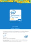 Intel Technology Provider Gold 2015