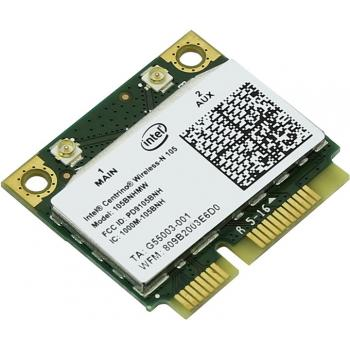 Lenovo Wireless LAN Intel Centrino n-105 WiFi Card